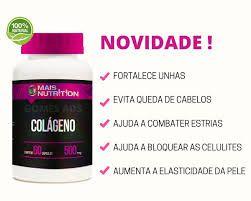 Colágeno Hidrolisado Mais Nutrition 60 caps