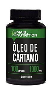 OLEO DE CARTAMO 1000MG - 100 CAPSULAS