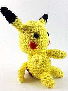Pikachu Baby Amigurumi