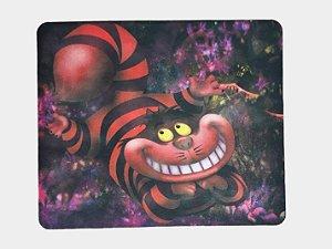 Mouse Pad O Gato de Cheshire