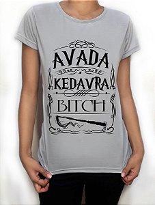 "Camiseta ""Avada Kedavra"" -  Harry Potter"