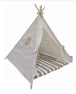 Tenda - Cabana Com Colchão Infantil