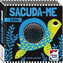 Livro - Sacuda-me: Azul
