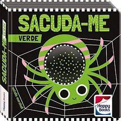 Livro - Sacuda-me: Verde