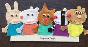 Dedoches - Amigos Da Peppa