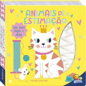 Livro : Na Ponta Dos Dedos: Animais De Estimação