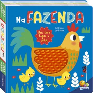 Livro : Na Ponta Dos Dedos: Fazenda