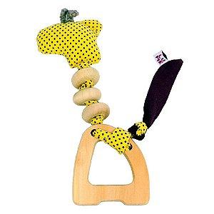 Mordedor - Brinquedo Sensorial Girafa