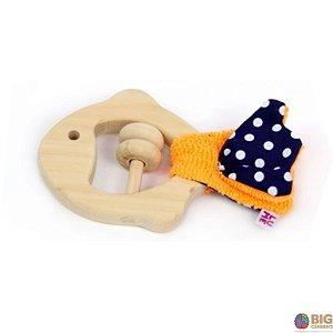 Mordedor - Brinquedo Sensorial Peixe