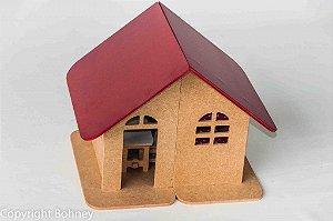 Casa Mirim - Sobradinho Vermellho