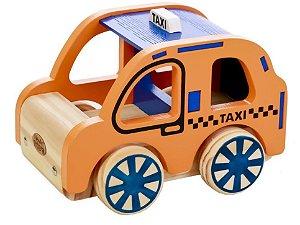 Coleção Carrinhos - Taxi