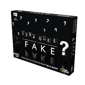 Jogo - Tabuleiro - Será Que È Fake