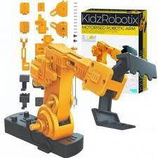 Braço Robótico Motorizado - Robo