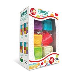 Cubos Para Empilhar - Pais E Filhos