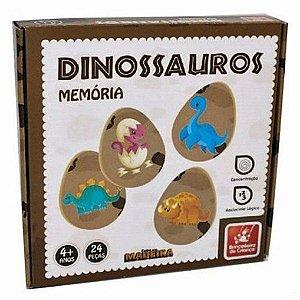 Jogo Da Memoria - Dinossauros