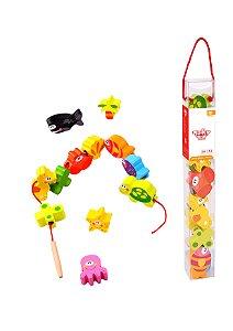 Alinhavo - Mar - Tooky Toy