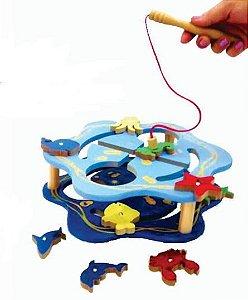 Pescaria Magnética