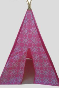 Tenda Colorida Pink