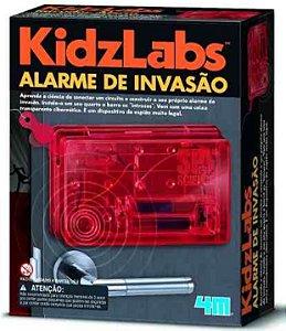 Kit Alarme de Invasão