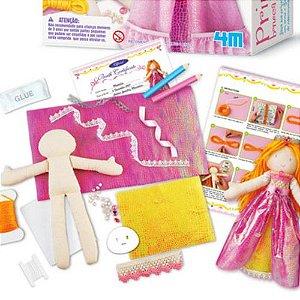 Kit Boneca Princesa