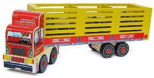 Caminhão-Boiadeiro-Madeira-Carimbras