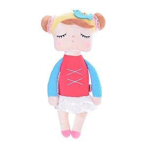 Boneca Metoo - Angela Bailarina Vermelha (33 cm)