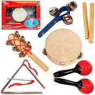 Meu Primeiro Kit De Percussão - Instrumentos Musicais