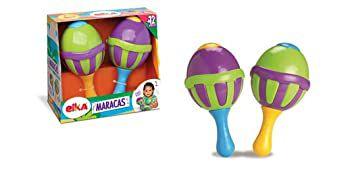 Maracas - Kit com 2 - Elka