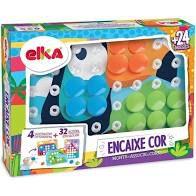 Encaixe Cor - Associação - Elka