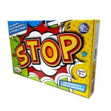 Jogo - Stop
