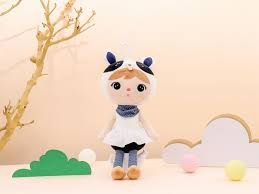 Boneca Metoo - Jimbao Dog 33 cm