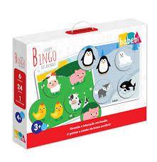 Super Bingo dos Animais - BaBeBi