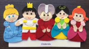 Dedoches - Cinderela