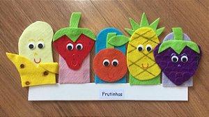 Dedoches - Frutinhas