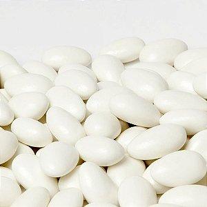 Amêndoa confeitada branca - 200g