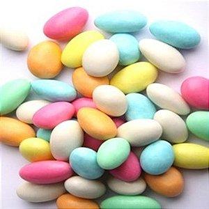 Amêndoa confeitada colorida - 200g