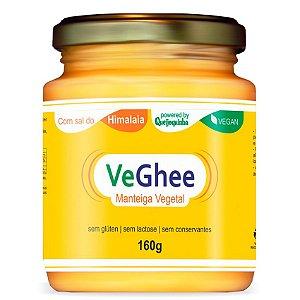 Manteiga Vegetal com sal do Himalaia VeGhee 160g