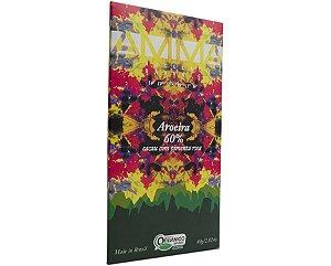 Amma Aroeira Chocolate 60% com Pimenta Rosa 80g