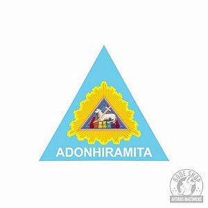 Adesivo Maçonaria Adonhiramita