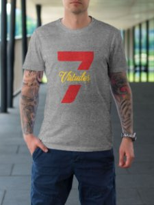 Camiseta 7 Virtudes