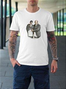 Camiseta Padrinho Maçom