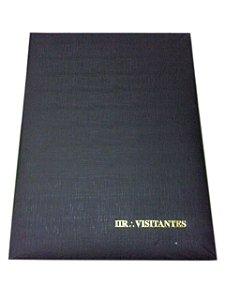 Livro de Assinaturas Visitantes
