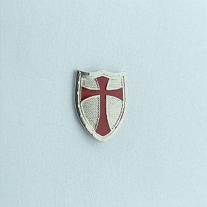 Pin Escudo Templário