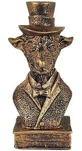 Estatueta Bode de Cartola
