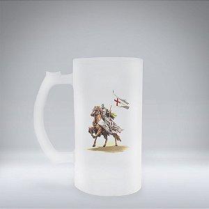 Caneca de Chopp Cavaleiro Templario