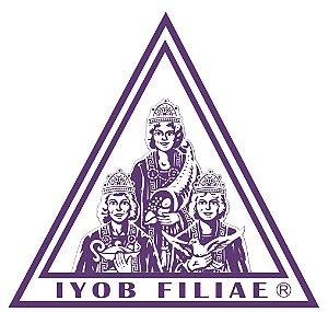 Adesivo Filhas de Jó - Iyob Filiae
