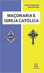 Livro - Maçonaria e Igreja católica
