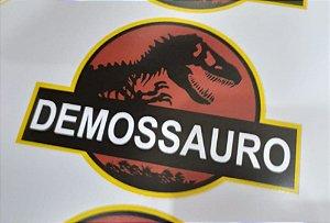Adesivo Demossauro
