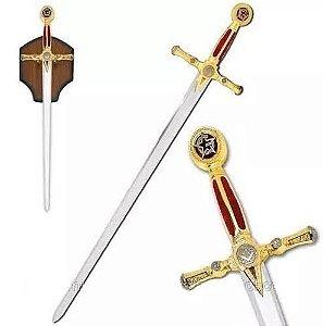 Espada Maçônica em Aço