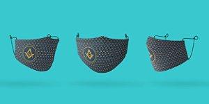Máscara Freemason - Vários Modelos